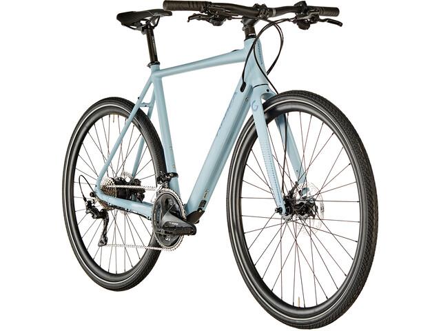 ORBEA Gain F20 E-citybike blå (2019) | City-cykler